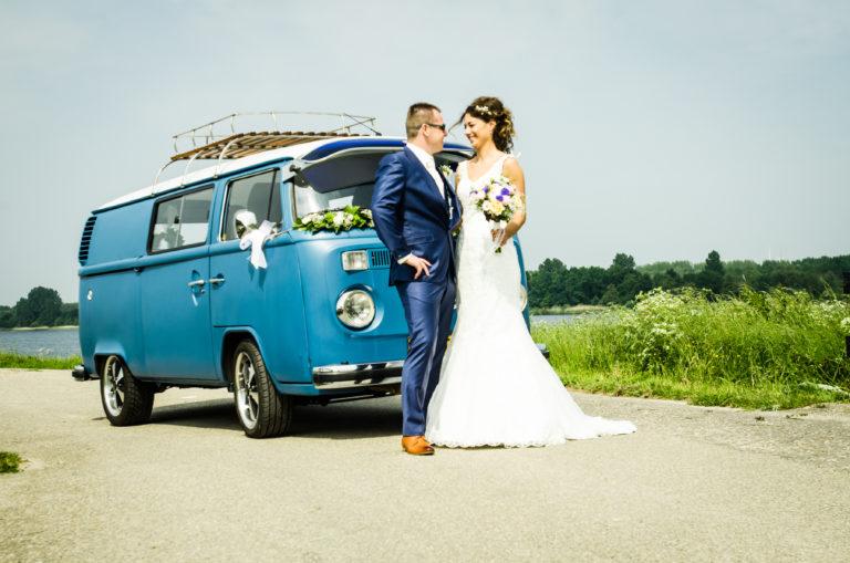 bus trouwdag